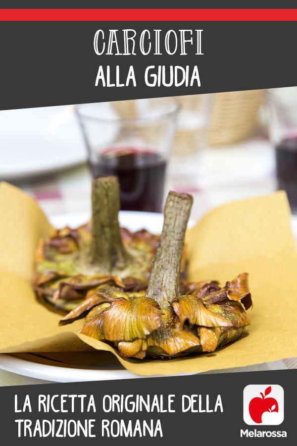 Alcachofas Giudia: pinterest