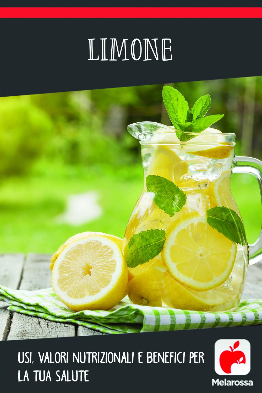 limón: beneficios y recetas