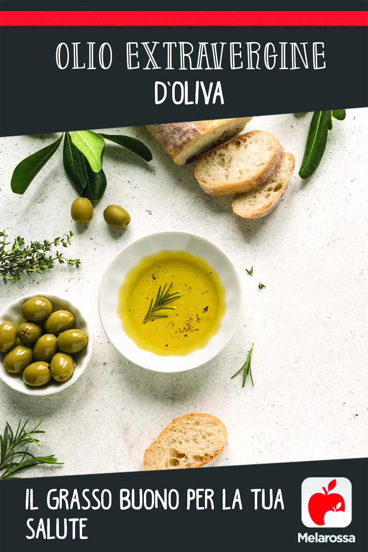 Aceite de oliva virgen extra: grasa que es buena para la salud