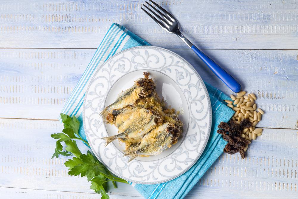 omega 3: anchoas